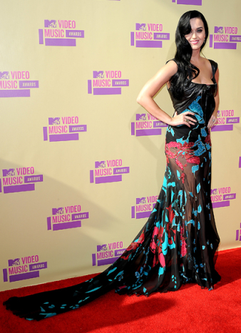 The Best and Worst from the 2012 MTV VMA's Red Carpet | The Style ...