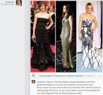 Rachel Zoe via Instagram on The Zoe Report
