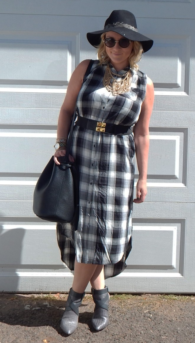 Plaid Dress6